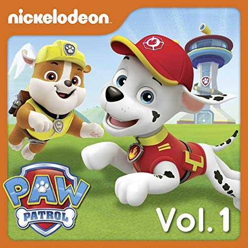 Paw Patrol 1 cover art
