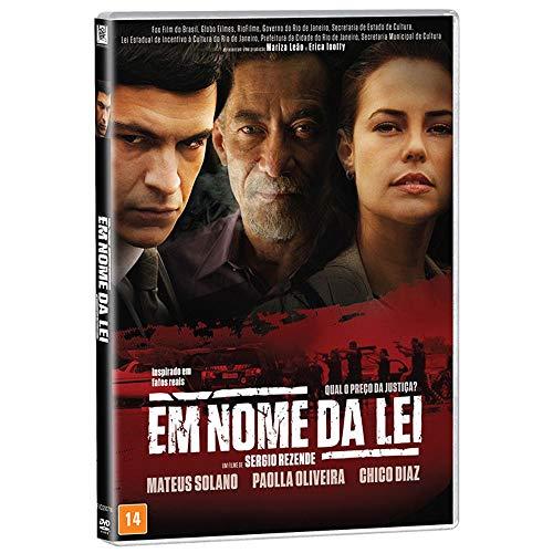 Em Nome Da Lei [Dvd]