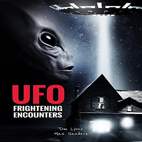 UFO Frightening Encounters cover art