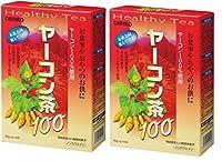 オリヒロ ヤーコン茶100 3g 30包 2セット