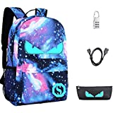 Lmeison Galaxy Backpack, Anime...