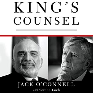 King's Counsel audiobook cover art