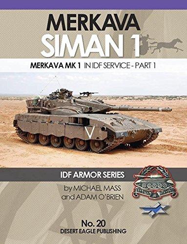 メルカバMk.I ディティール写真集 Part.1 MERKAVA MK1 In IDF Service-Part 1