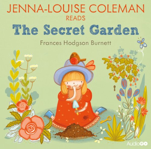 Jenna-Louise Coleman reads The Secret Garden (Famous Fiction) copertina