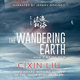 The Wandering Earth cover art