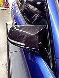 Max Auto - Calotte per specchietti retrovisori in carbonio, per 1er F40 118i M135i 116d 118d 120d Sport Look