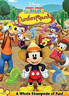 Mickey Mouse Clubhouse: Mickey's Numbers Roundup