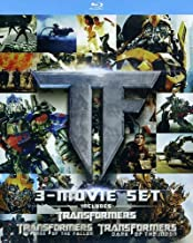 Transformers Trilogy Transformers / Transformers: Revenge of the Fallen / Transformers: Dark of the Moon