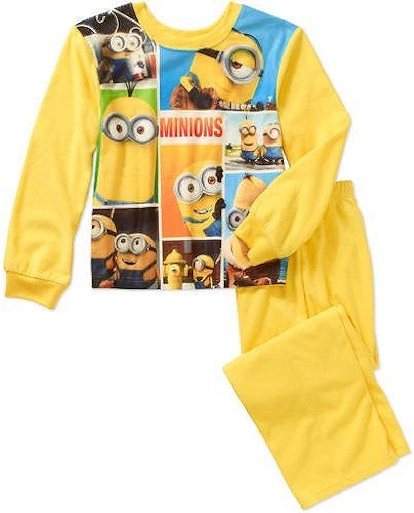 AME Despicable Me Minions Pajama Set