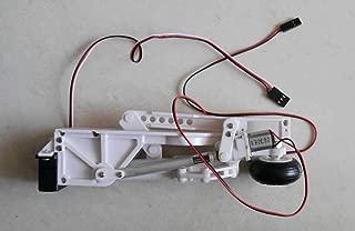 Part & Accessories Nose landing gear for sky flight hobby F-35 digital metal servo Lan xiang F35 lighting II EDF jet RC airplane LX