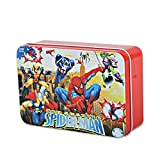 Spiderman Jigsaw Puzzles 100 Piece for Kids Ages 4-8 3-5 Learning Educational Toy Puzzles Games with Mental Box