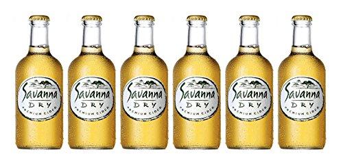 Savanna Dry Premium Cider Apfelwein 330 ml 6 Stück