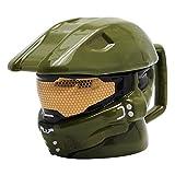 Halo - 3D Keramik Tasse - Master Chief - Helm - Geschenkbox