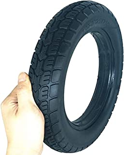Electric Scooter Tires, 12 Inch 12.5X2.50 Solid Tires, 12 1/2X2 1/4 (62-203) Free Inflatable Tires, Suitable for Electric ...