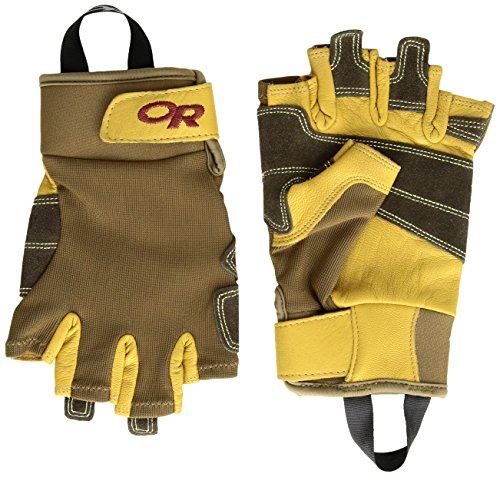 Outdoor Research Fossil Rock Gloves, Natural/Earth, Large