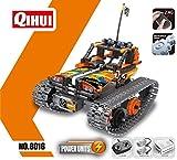 Qihui Ferngesteuertes Auto, orange 2.4G 4CH, Artikel Nr. 8016, Teileanzahl: 392 - Klemmbausteine