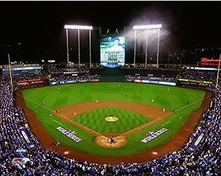MLB Kauffman Stadium Kansas City Royals 2015 World Series Photo