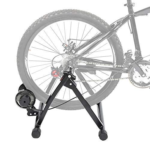 Bicicleta Magnética, Entrenador De Ciclismo, Interior Con Cable, Plataforma De Entrenamiento Para Montar A Caballo, Máquina De Ejercicios, Bicicleta Turbo, Soporte Estacionario, Marco De Acero, Resist