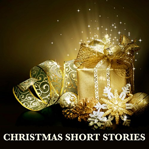 Christmas Short Stories audiobook cover art