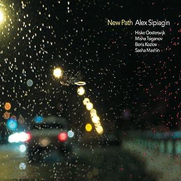 New Path (feat. Hiske Oosterwijk, Misha Tsiganov, Boris Kozlov, Sasha Mashin)
