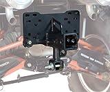 Kolpin 85100 Universal ATV IRS 2' Receiver Hitch, Black