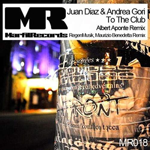 Juan Diaz & Andrea Gori