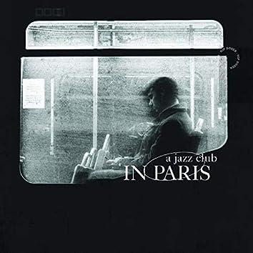 A Jazz Club in Paris