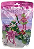 Playmobil - 5351 - Fée du Printemps avec bébé Pegasus Cherry Blossom
