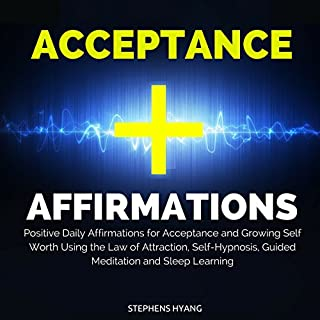 Acceptance Affirmations cover art