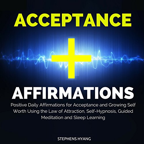 Acceptance Affirmations audiobook cover art