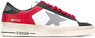 GOLDEN GOOSE Women's G35WS959C1 Red Leather Sneakers