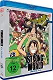 One Piece-Blu-ray-Movie10 (Strong World) Import