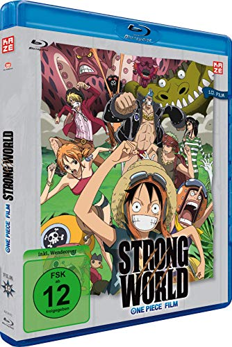 One Piece: Strong World - 10. Film - [Blu-ray]
