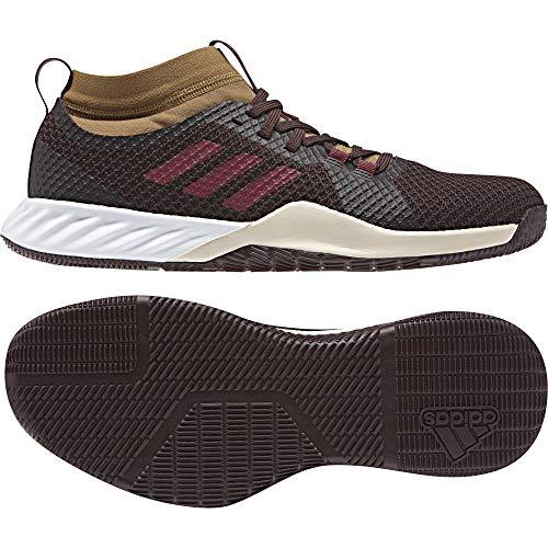 adidas Crazytrain Pro 3.0, Zapatillas de Deporte para Hombre, Rojo (Ngtred/Nobmar/Rawdes Ngtred/Nobmar/Rawdes), 44 2/3 EU