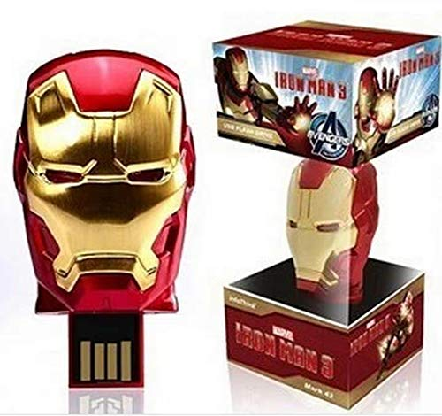 Memorias USB Pen-Drive Memoria Flash Drive Pulgar Unidad Avengers Series Super Heroes...