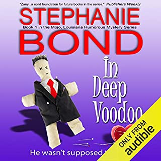 In Deep Voodoo audiobook cover art