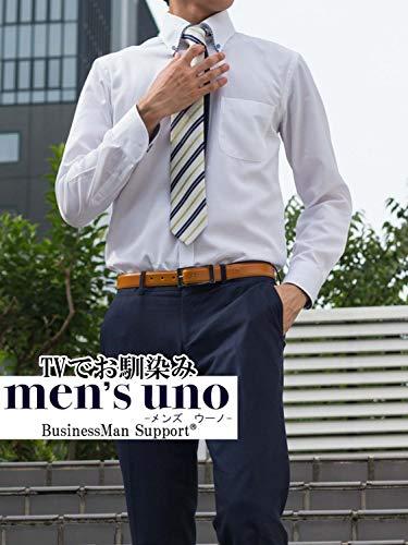 『men's uno(メンズウーノ) 長袖ワイシャツ uaubuc メンズ ua3 044-LL』の3枚目の画像