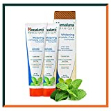 Himalaya Botanique Whitening Toothpastes (Simply Peppermint, 2-Pack)