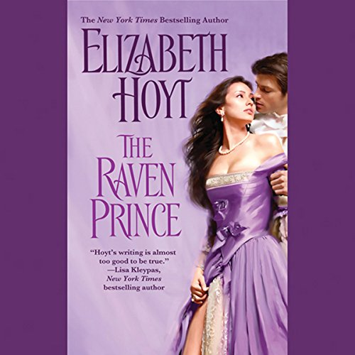 The Raven Prince audiobook cover art