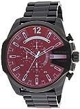 Diesel Reloj Cronógrafo para Hombre de Cuarzo con Correa en Acero Inoxidable DZ4318