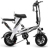 LOPP Ebike e-Bike Schnelle E-Bikes für Erwachsene Klappbares Elektrofahrrad, Top Speed 30km/h mit...