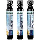Dennerle Bacto Elixier Bio | Wasseraufbereiter für Süßwasser Aquarien | Schadstoff und Mulm Reduzierer (3X 50 ml)