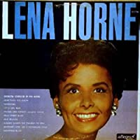 Lena Horne - Lena Horne LP