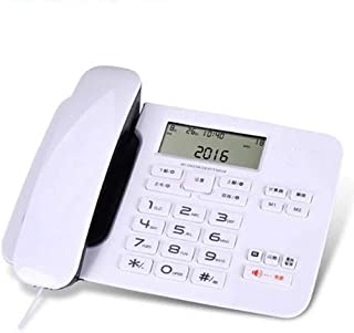 ASHATA Bloqueador de Llamadas tel/éfonos dom/ésticos Bloquear Otros n/úmeros de la Lista Negra Bloqueador de Llamadas para tel/éfonos fijos N/úmeros de estafa Robocall V4000 de Gran Capacidad