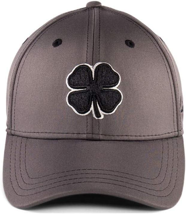 Black Clover Men's Premium Clover 22 Cap, Gray/Black