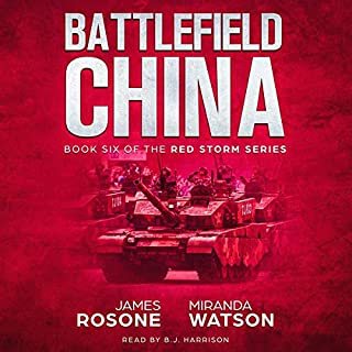 Battlefield China cover art