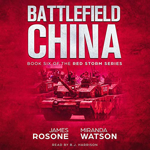 Couverture de Battlefield China