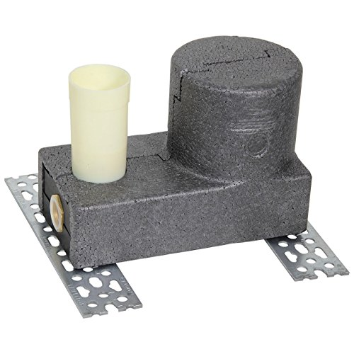 Unterputz-Kombination 1-fach für Wohnungs-Wasserzähler