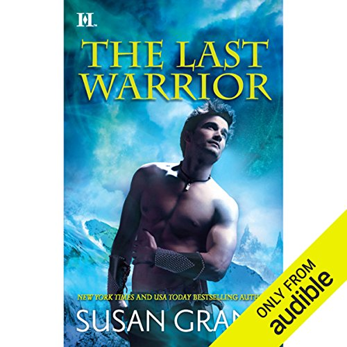 The Last Warrior audiobook cover art