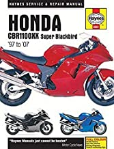 Honda CBR1100XX Super Blackbird (97-07)
